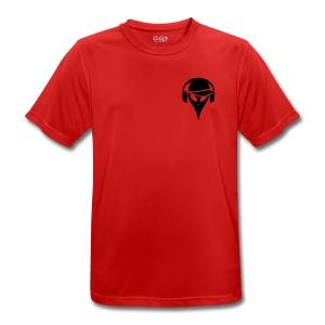 alien-mit-baseballmuetze-und-kopfhoerer-maenner-t-shirt-atmu
