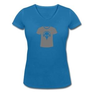alien-t-shirt-frauen-bio-t-shirt-mit-v-ausschnitt-von-stanle