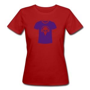 alien-t-shirt-frauen-bio-t-shirt