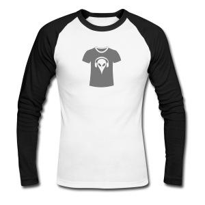 alien-t-shirt-maenner-baseballshirt-langarm