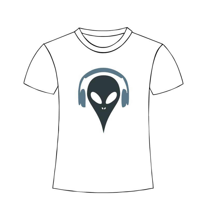 Alien Shirt Description