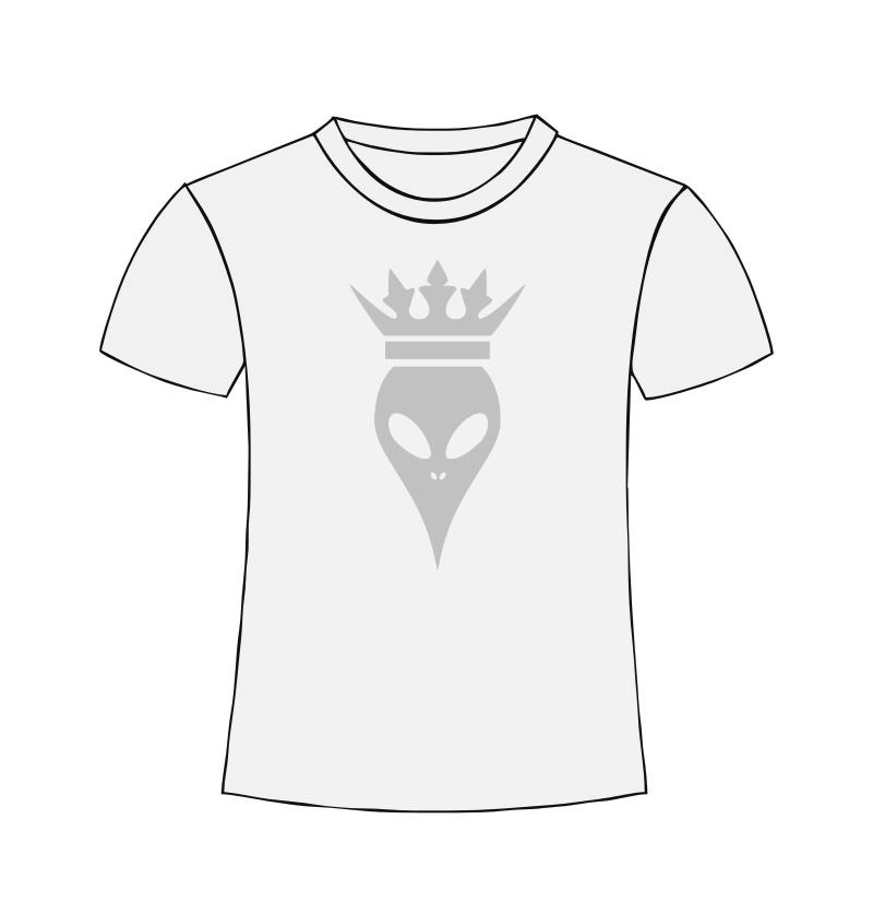 Crown King Alien   www.alien-shirt.com